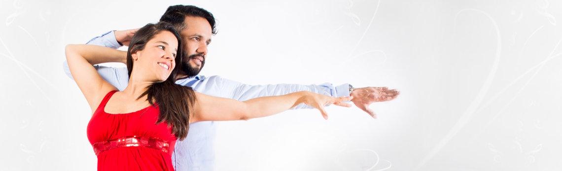 10er Tanzkarte für Privatunterricht Salsa und Bachata in Köln