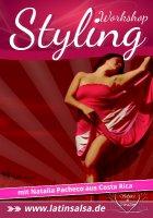Salsa LadyStyling Workshop in Köln im April