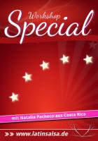 Salsa und Bachata Weihnachts-Workshop-Special
