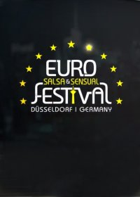 Euro Salsa & Sensual Festival 2019 - Flyer