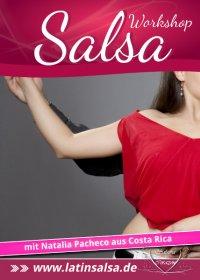 Salsa Rueda Workshop für Anfänger bis Fortgeschrittene in Köln