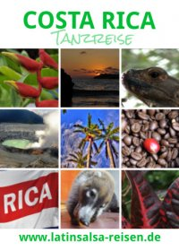 Tanzreise nach Costa Rica im Winter 2019/20 - Flyer
